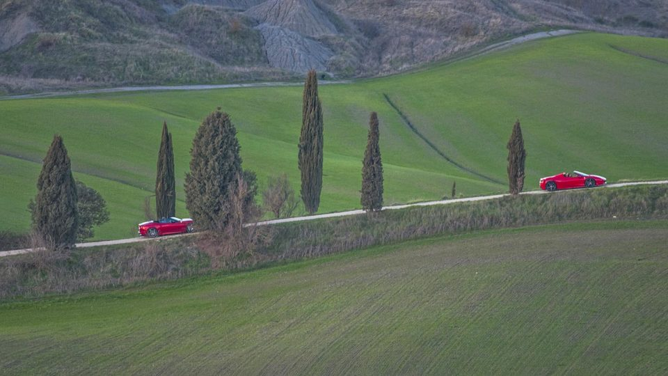 Ferrari Tours in italy