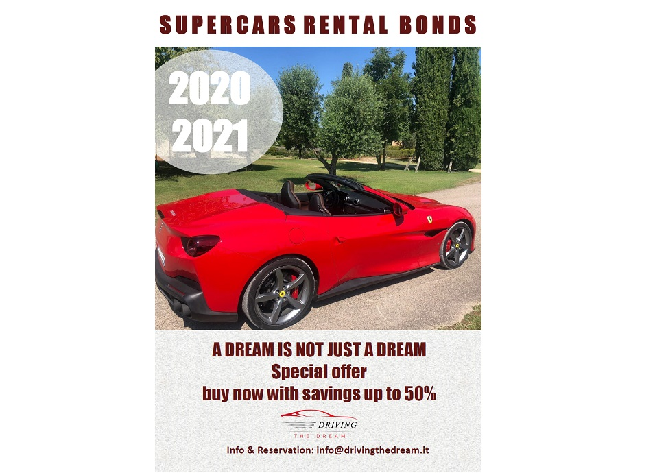 SUPERCARS RENTAL BONDS